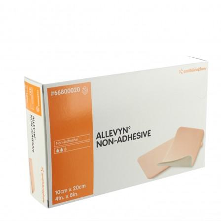 ALLEVYN NON-ADHESIVE 10CMx20CM, BOX 10