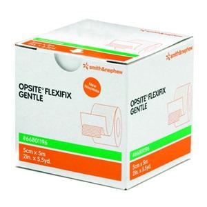 OPSITE FLEXIFIX ROLL GENTLE 10CMx5M, EACH