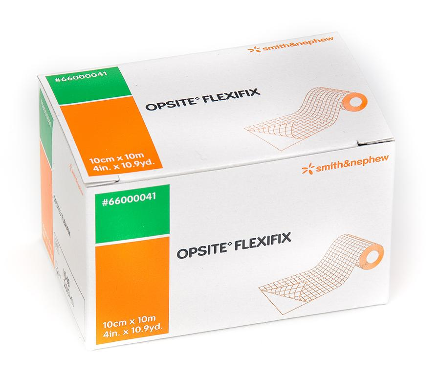 OPSITE FLEXIFIX ROLL 10CMx10M, EACH