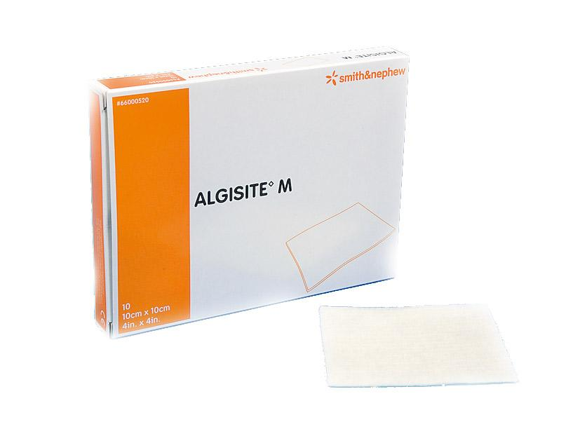 ALGISITE M DRESSING 10CMx10CM BOX 10