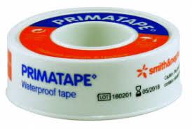 PRIMATAPE WATERPROOF 1.25CMx5M, BOX 12