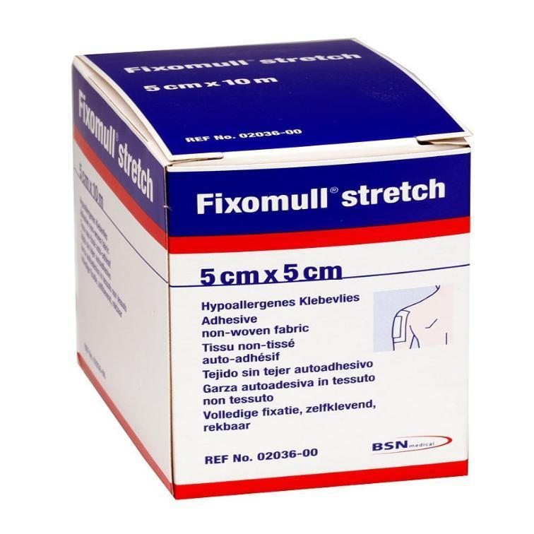 FIXOMULL STRETCH 5CMx5M EACH