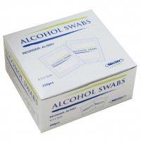 Sentry Alcohol Wipes, 200s - Click for more info
