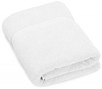 Bath Towel 70 x 140cm White, each
