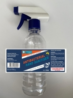 Crystal Care Hand Sanitiser 350mL Spray