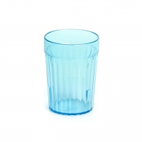 Tumbler Feeder Cup Blue 230mL