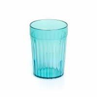 TUMBLER FEEDER CUP GREEN 230ML, EACH
