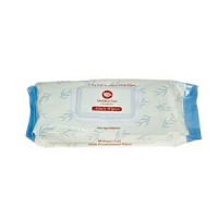 Confident Care Adult Wipes, Pkt 50