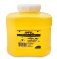 Disposable Sharps Jar 5L
