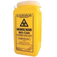 Disposable Sharps Jar 6L