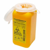 Sharps Container 3lt - Click for more info