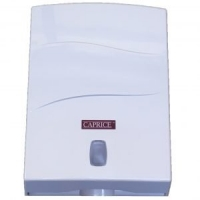 CAPRICE INTERLEAVED TOWEL DISPENSER- PLASTIC