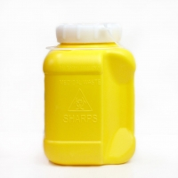 Disposable Sharps Jar 3.2L