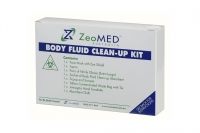 BODY FLUID SPILL CLEAN UP KIT (BOX)