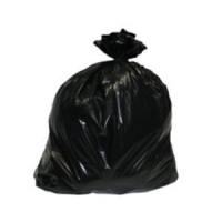 27L Garbage Bags BLACK HD, Box 1000