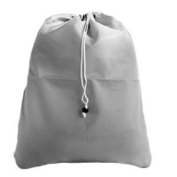Laundry Bags - Silver, each