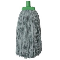 MOP HEAD GREEN, EACH