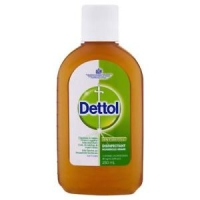 DETTOL ANTIBACTERIAL DISINFECTANT 250ML, EACH