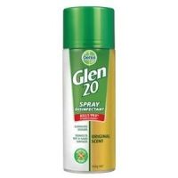 GLEN 20 DISINFECTANT SPRAY 300G, EACH