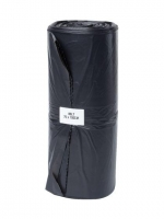 80L Garbage Bags Black HD, Box 250