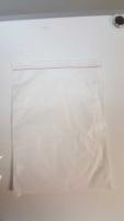 Locker Bags w/ Ext Adh 27.5cm x 20.5cm, Pack 100