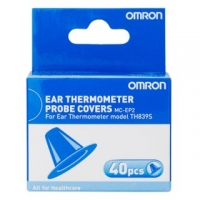OMRON  PROBE COVERS TH839S, PKT 40