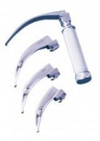 LIB LARYNGOSCOPE SET 4 SIZE 123&4 Blades, One Set