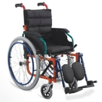 WHEELCHAIR PAEDEATRIC CHILD RAINBOW - Click for more info