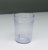 TUMBLER FEEDER CUP FROSTED CLEAR 230ML, EACH