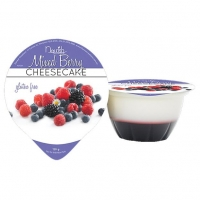 Flavour Creations Cheese Cake Mix Berry, Box 36