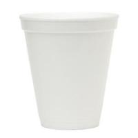 Sputum Cups Foam, Pkt 25