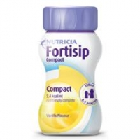 Fortisip Compact Protein Vanilla 125ml, Box 24