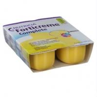 FortiCreme Complete Vanilla 125g, Pkt 4