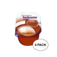 FortiCreme Complete Chocolate 125g, Pkt 4