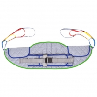 POLYESTER LIFTER SLING SMALL PADDED STANDING 200KG, EACH