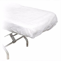 CELLO FITTED BED SHEET WHITE 75CMx200CM, BOX 100