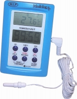 HLP MEDICAL TEMPERATURE & TIME LOGGER, EACH