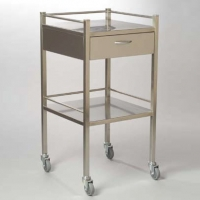 Dressing Trolley 490x490x950- 2 drawer
