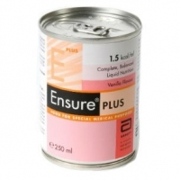 ENSURE PLUS HN VANILLA CAN 250ML, BOX 24
