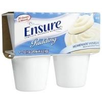 Ensure� Pudding Vanilla Cup 113g