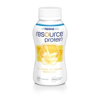 Resource Protein Vailla Bottle 200ml, Box 24