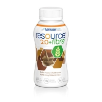 Resource 2.0 Fibre Coffee 200ml, Box 24