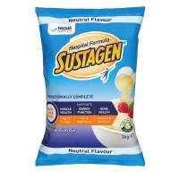 SUSTAGEN HOSPITAL FORM ATV Neutral 3kg Bag, Each