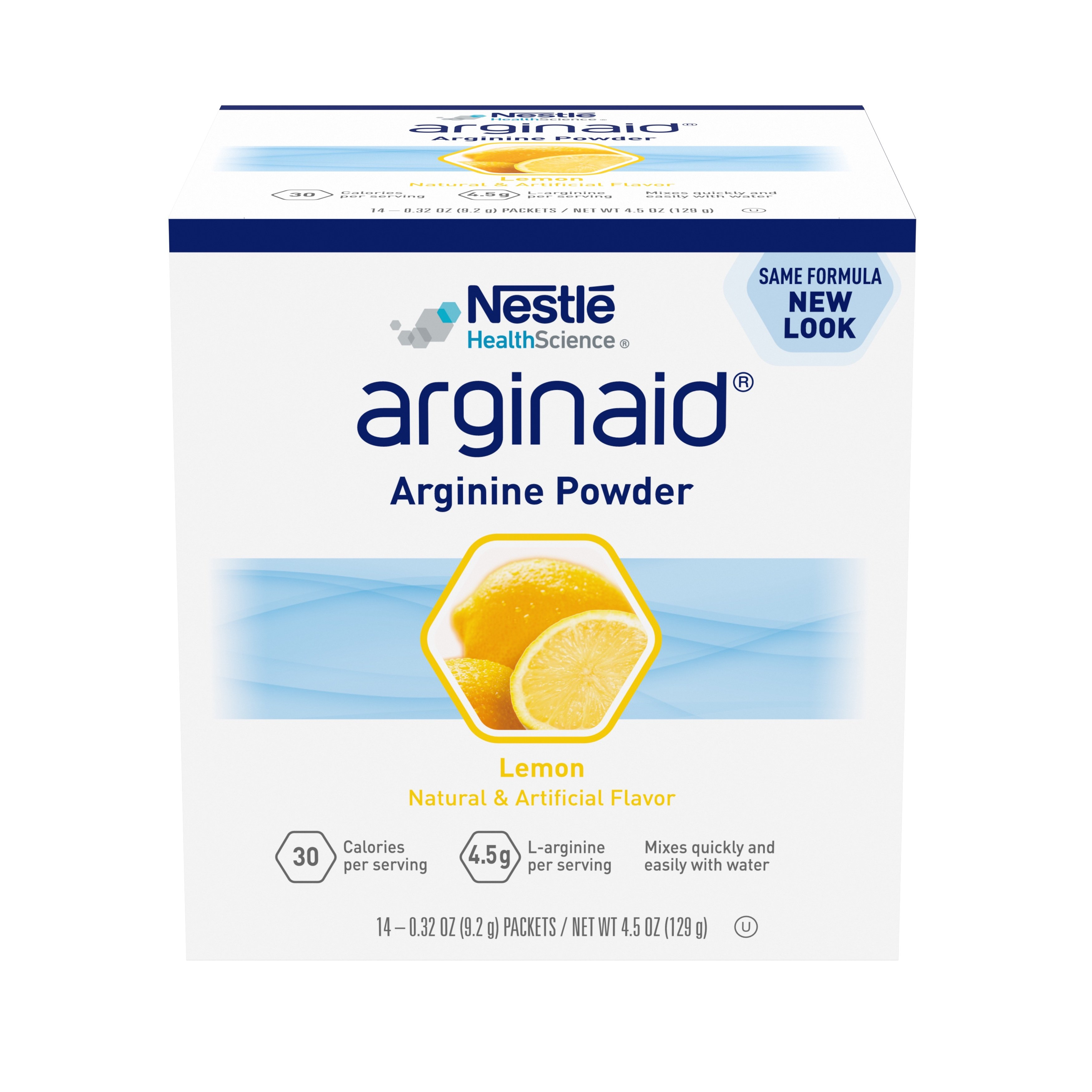 ARGINAID LEMON SACHET 9.2G BOX 56