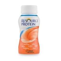 Resource Protein Bottle Apricot 200ml, Box 24