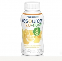 Resource 2.0 Fibre Vanilla 200ml, Box 24