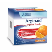 ARGINAID ORANGE SACHET 9.2G, BOX 14