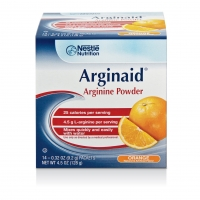 Resource Arginaid Orange Sachets, Box 56