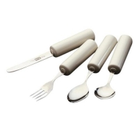 HOMECRAFT QUEENS CUTLERY SET (KNIFE, FORK, SPOOK AND JUNIOR SPOON), EACH