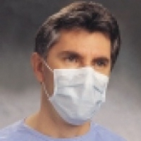 K/Clark Surgical Procedure Mask, Box 50